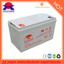 100AH 12v 24v 48v 96v battery bank NICEPOWER Solar Gel Deep Cycle VRLA BATTERY