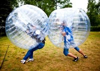 bubble soccer usa inflatable body zorb ball soccer ball Manufacturers