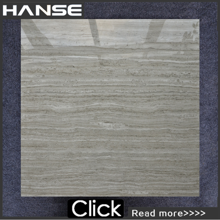 HS651GN manufacture slip-resistant 60x60 tile porcelain travertine look