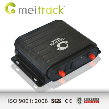 High-End GPS/GSM (LBS) Tracking GPS Vehicle Tracker MVT600 with LCD DISPLAY