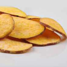 VF dried vegetable snack 3mm sweet potato chips