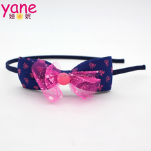 Metal thin hairbands wholesale hair accessories headbands for girls