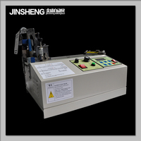 factory price automatic belt chain cutting machine equipment