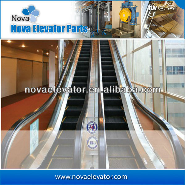 China Residential Used Electric Lift Escalator,VVVF Indoor/Outdoor Escalator