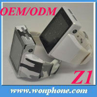 New Android Watch Mobile Phone Z1