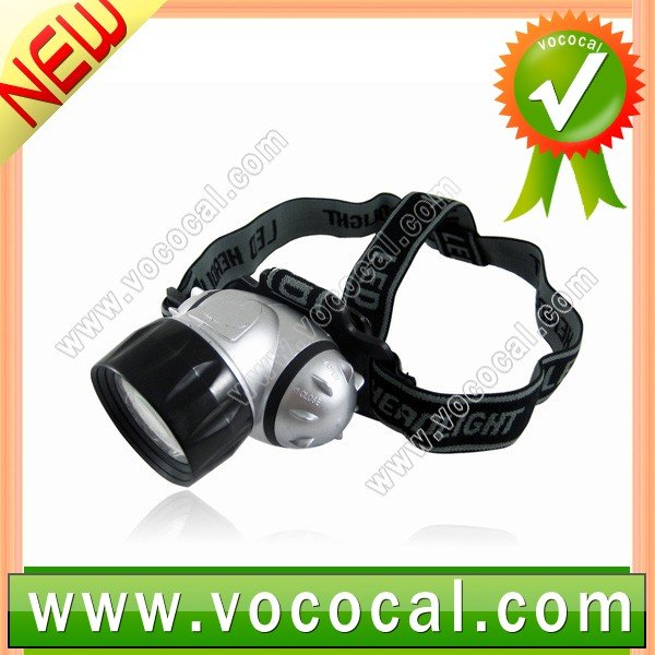 New Water Resistant 4 Modes 25 LED Head Flashlight Headlamp