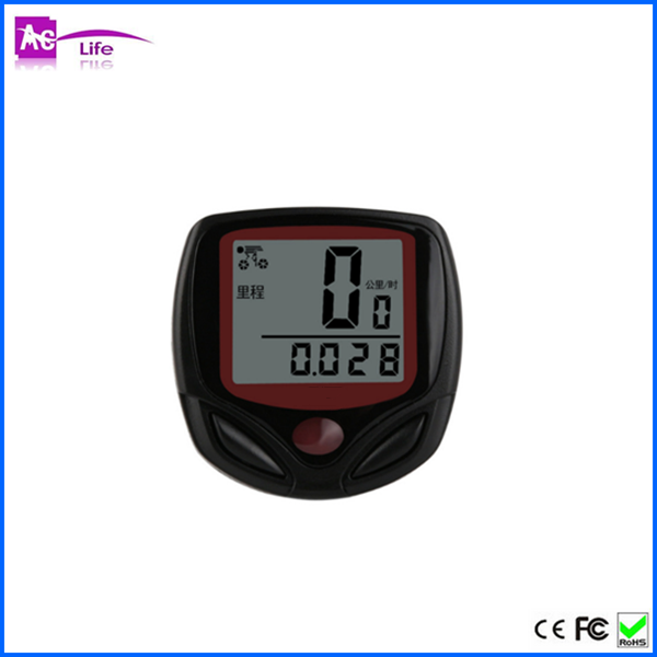 Ride bike odometer stopwatch wholesale counting table counter
