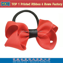 Fabric types of hair elastic band