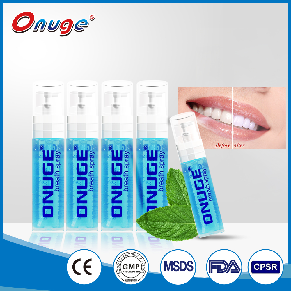 OEM Mouth Spray For Freshening Your Bad Breath