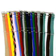 Wholesale 24Mm Woven Perlon Nato Watch Band Strap