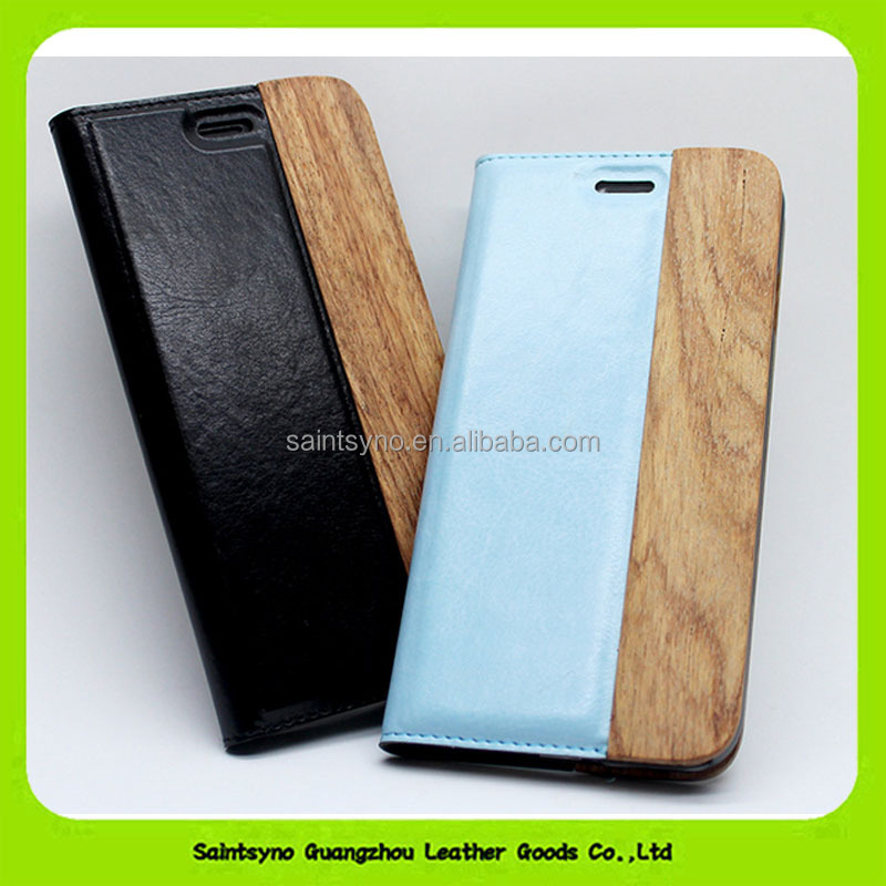 16164 Multi-colors custom leather mobile phone case for Iphone