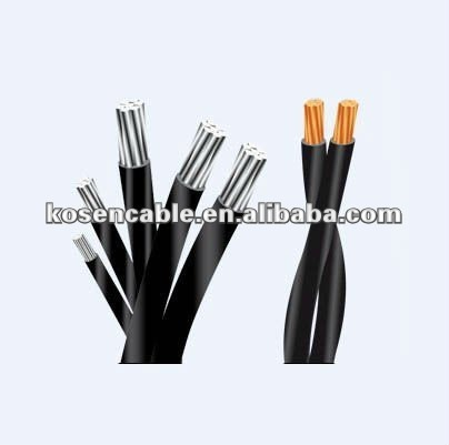 0.6/1KV Aerial Bundled Cable 3X120+54.6 (ABC Cable)