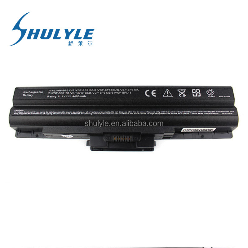 Compatible laptop Battery for Sony VGN-CS110E/S VGN-CS190