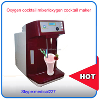 New! revolutionary oxygen cocktail mixer/oxygen mixer/oxygen cocktail machine