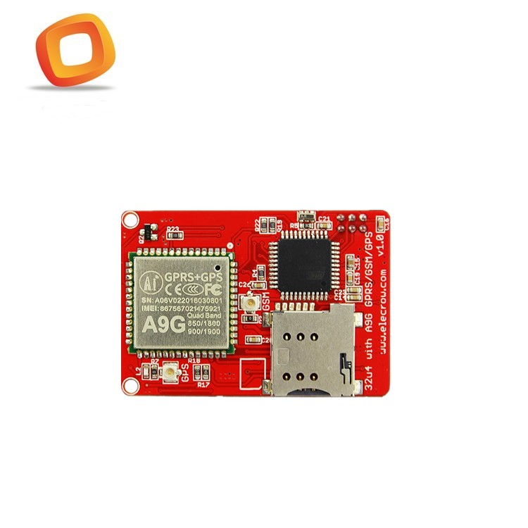 32u4 with A9G GPRS GSM GPS <strong>PCB</strong> tracker <strong>pcb</strong> board GPS tracking <strong>PCB</strong>