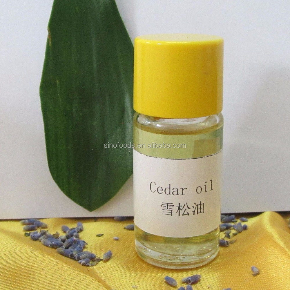 Xue Song You Excellent Quality & Reasonable Price Cedar Essential Oil