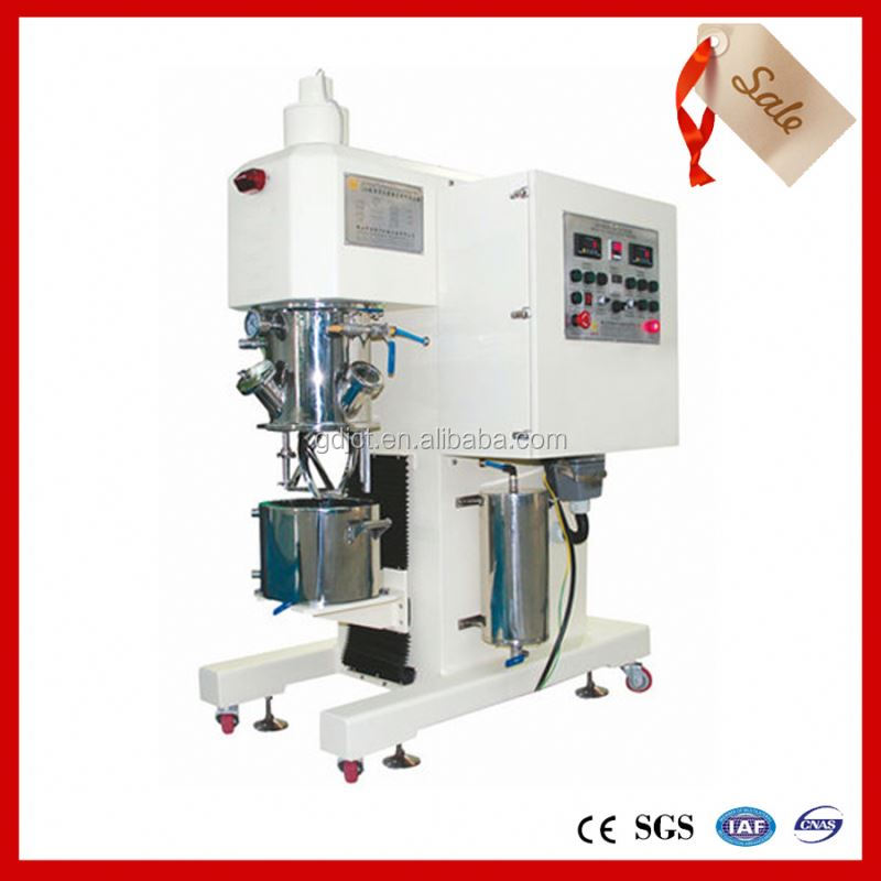 electronic parts fixation silicone sealant making machines