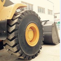 23.5-25 tires for sale, 23.5-25 10-16.5 26.5-25 wheel loader solid tires with rims