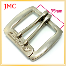 unique 35mm mens dress double prong belt buckle