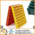 Smooth/Anti-slip/Cover Surface Treatment and Industry Application fiberglass plastic grating