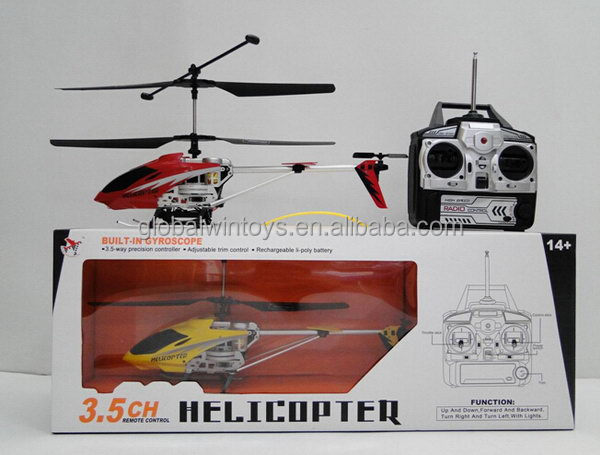 Top grade hot selling fx052 4ch rc helicopter