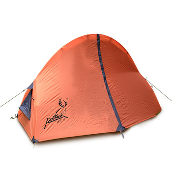 Fishing And Camping Single Double-Layer Tent