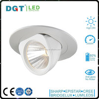 Wholesale high quality dimmable flexible led spotlight