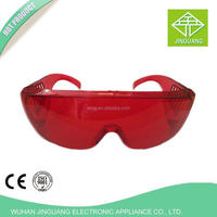 Dental material curing light glasses Dental safety protective glasses dental anti-fog protection glasses
