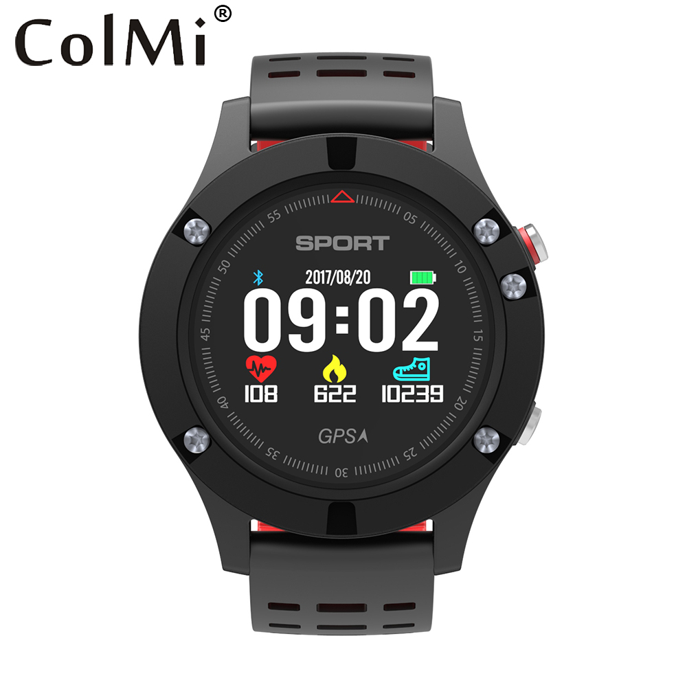 Sports Watch 2018 <strong>Activity</strong> Tracker Round Smart Wrist Watch With GPS Function