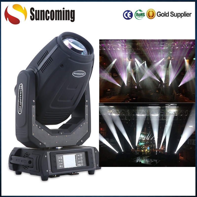 Professional 280w Sharpy Sky China Beam Led Concert Lighting Moving Head Light Equipment