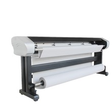 High quality 1.9m eco solvent sticker printing machine inkjet printer
