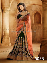Wholesale indian Bridal Anarkali lehenga-wholesale pakistani wedding lehenga-bridal maroon lehenga
