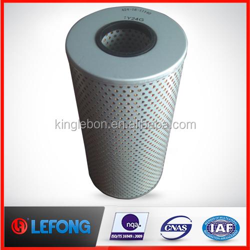 Цена EXW гидравлического масла фильтр 424-16-11140 385-101-00021 объемные масляные фильтры P550084
