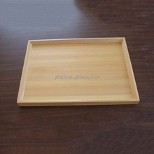Bamboo lap tray in Rectangle Shape