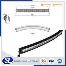 "300W 50"" 4x4 Crees Led Car Light, Curved Led Light bar Off road,auto led light arch bent"