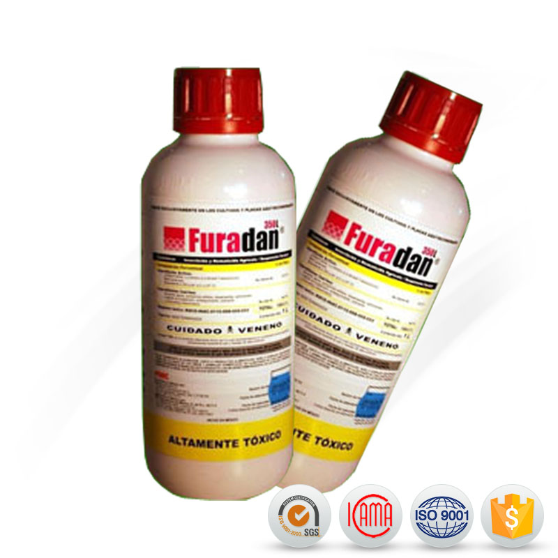 Reasonal price of agrochemicals 3% GR Carbofuran for sale