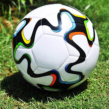 Team Sports PVC PU Laser Material Soccer Ball Game Football