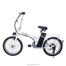 20 Inch 250W Green Power City Cruiser Commuter Ebikes Electric Pedal Folding Bicycles Bikes