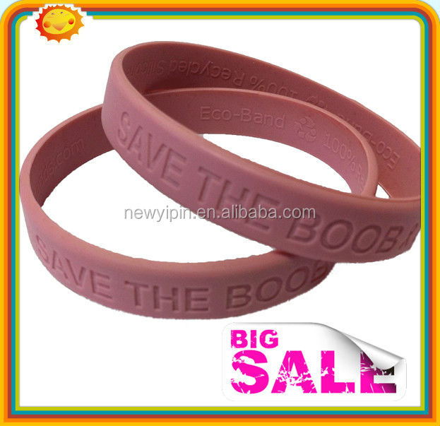 New products 2015 fashion jewelry make rubber band bracelet