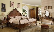 dongguan classical bedroom furniture