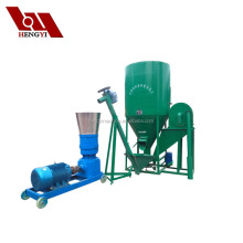 Hot sale automatic animal feeds pellet making machine,feed pellet machine for cow pig chicken sheep hourse