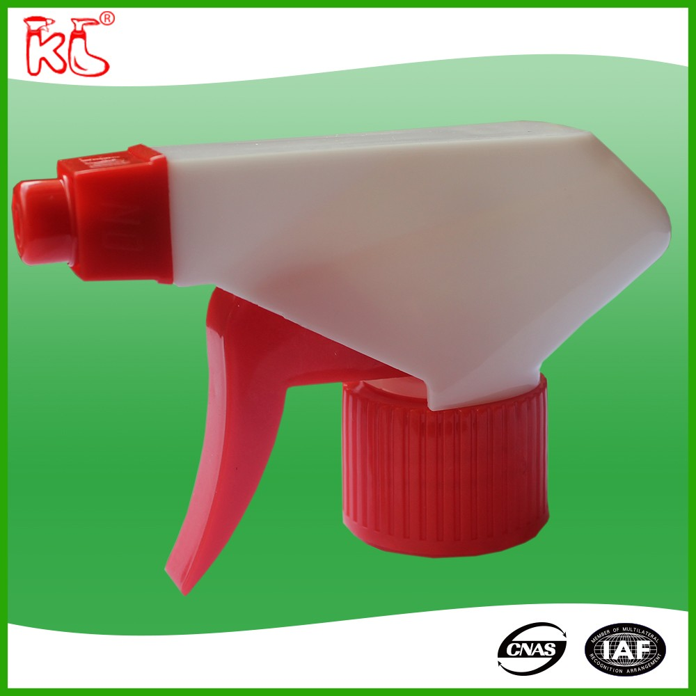 Factory price bottle trigger sprayer/all color car wash water spray gun