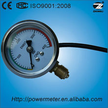 (Y-50) 50mm 400bar high pressure screw type manometer