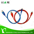 High Speed USB 2.0 cable to micro/AM/AF/AM/BM for Data Transfer+Charging