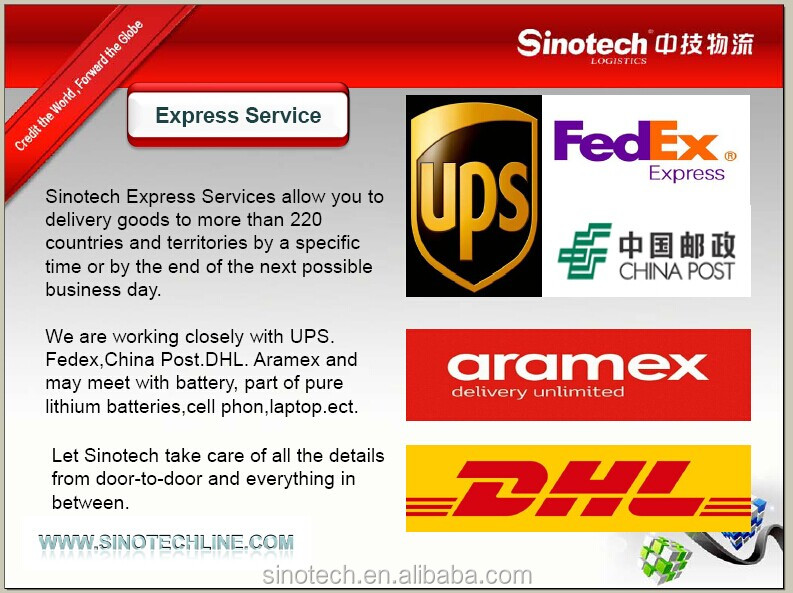 UPS DHL FEDEX TNT EMS express shipping forwarder Shenzhen to Germany