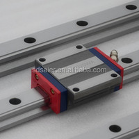 China supplier provide cnc linear guide rail with low price and high performance