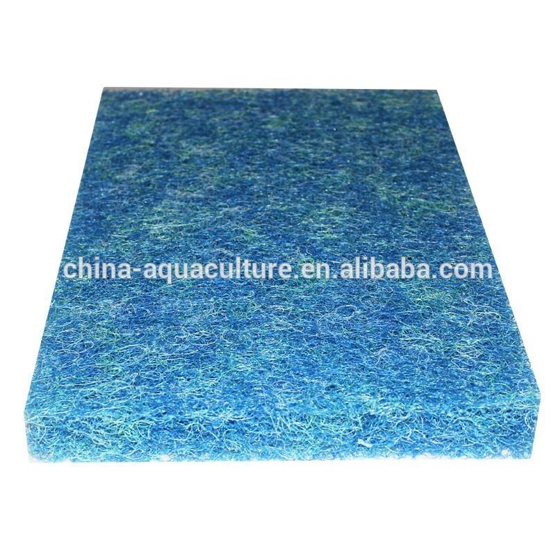 Japanese biodegradable filter mat for fish pond buy for Koi pond japanese matting