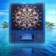 indoor sports coin operated games wall music version of the dart board