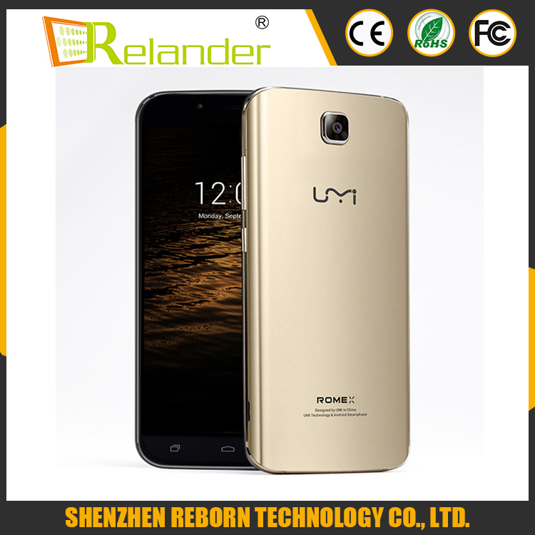 Best Sales Original 5.5 Inch UMI ROME X 3G Smart cellphone Android 5.1 MTK6580 Quad Core phone