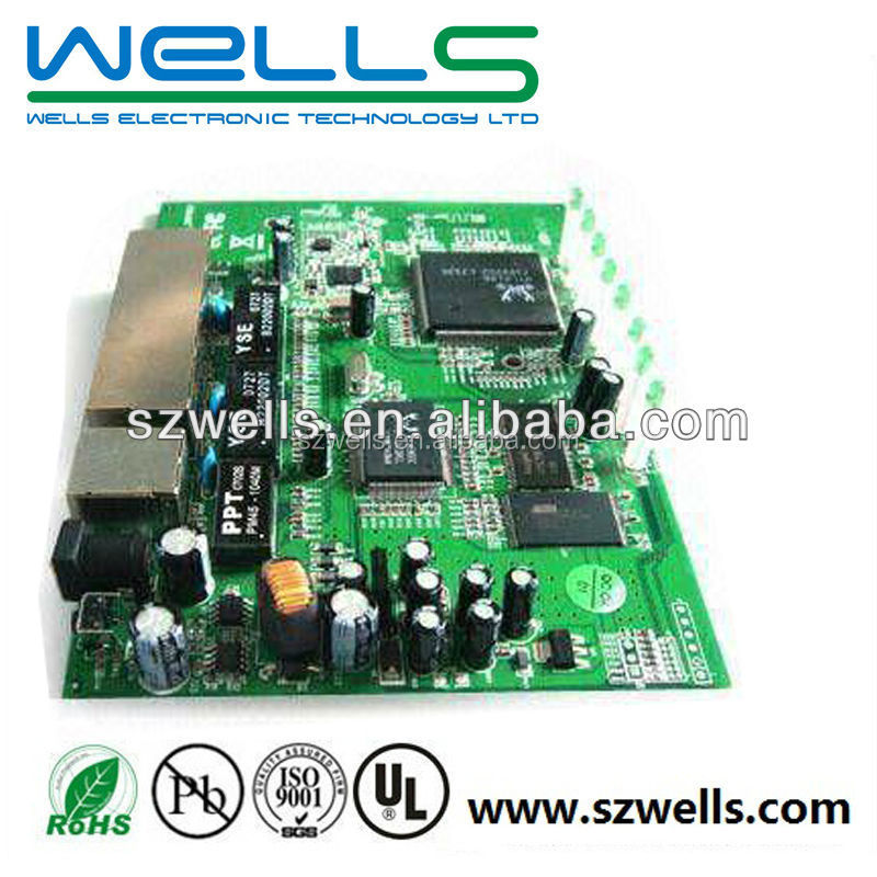 Professional PCBA OEM/ODM cellphone single side pcb manufacturer